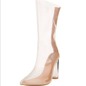 Cape Robbin Ella-1 Transparent Boot